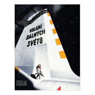 La postal de la llamada de los cielos (ruso - 1959