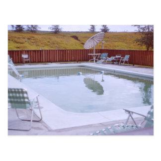La postal de la piscina de Biltmore