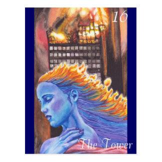 La postal de la torre