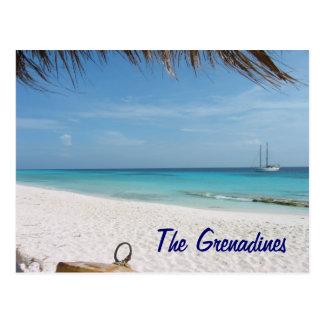 La postal de las granadinas