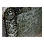 La postal de piedra de Jacob