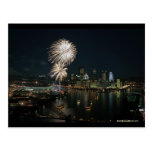 La postal de Pittsburgh enciende para arriba la no
