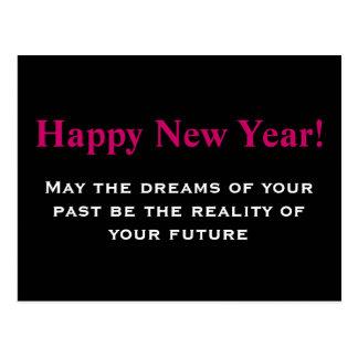 La postal del Año Nuevo