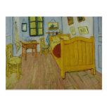 La postal del dormitorio