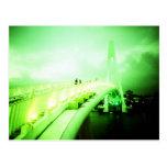 La postal del puente