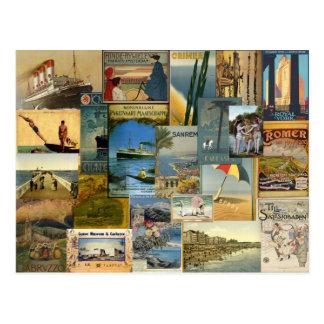 La postal del viaje magnífico