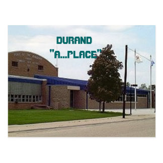 La postal oficiosa de Durand