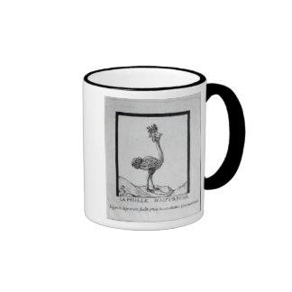 La Poulle d'Autriche' Coffee Mug