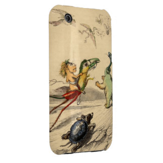 La Poursuite (The Chase) Case-Mate iPhone 3 Case