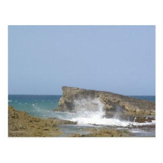 La Poza Arecibo de Playa Postales