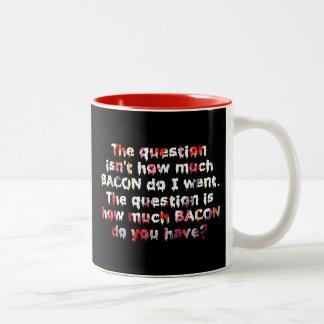 ¡La pregunta del TOCINO! Tazas De Café