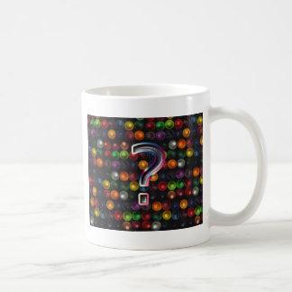 ¿La pregunta es Tazas De Café