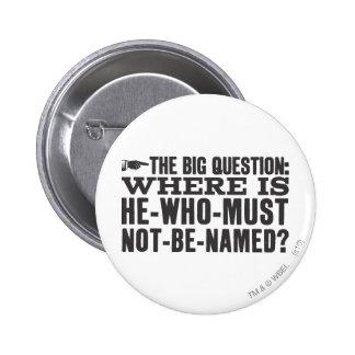 La pregunta grande pins