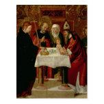 La presentación de la circuncisión en el templo postales