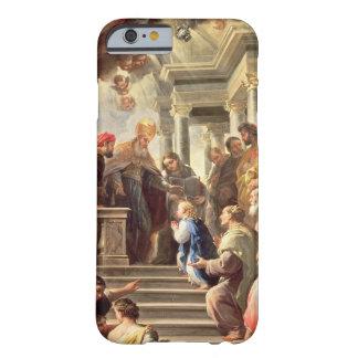 La presentación de la Virgen en el templo (aceite Funda De iPhone 6 Barely There