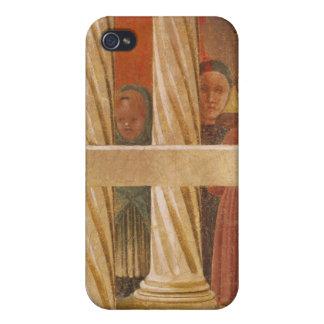 La presentación de Maria en el templo, 1433-34 iPhone 4 Funda