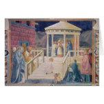 La presentación del Virgen María bendecido Felicitaciones
