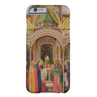La presentación en el templo, 1342 (tempera en p funda para iPhone 6 barely there