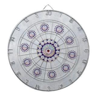 La prima múltiple de Chakra del DARDO rueda puntos Tabla Dardos