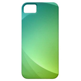 La primavera abstracta enciende el caso del iPhone iPhone 5 Case-Mate Funda