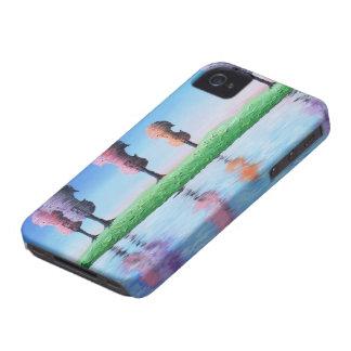 La primavera ata la caja de la casamata del iPhone Case-Mate iPhone 4 Carcasa