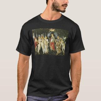 La Primavera de Sandro Botticelli Playera