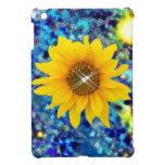 La primavera del girasol deslumbra los regalos iPad mini funda