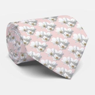 La primavera del lazo de la flor de cerezo florece corbatas