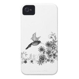 ¡La primavera es un tarareo! iPhone 4 Case-Mate Carcasa