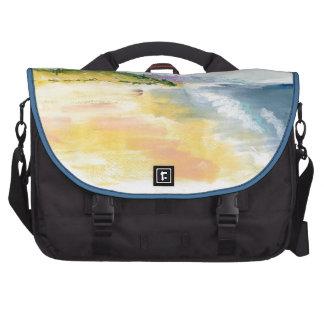 La primavera está viniendo - el bolso 01 bolsa de ordenador
