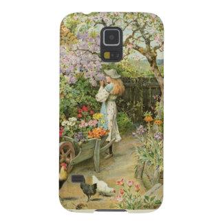 La primavera florece, de las peras Annual, 1902 Carcasa Galaxy S5