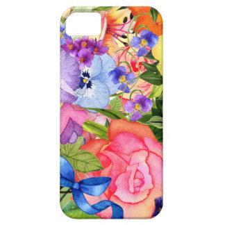 La primavera florece la caja del iPhone 5 iPhone 5 Carcasa