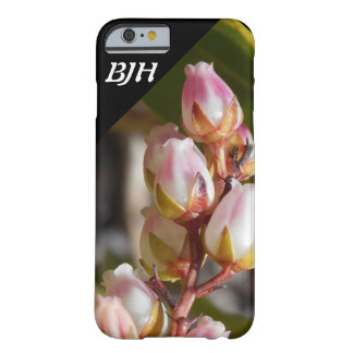 La primavera florece la caja del teléfono celular funda para iPhone 6 barely there