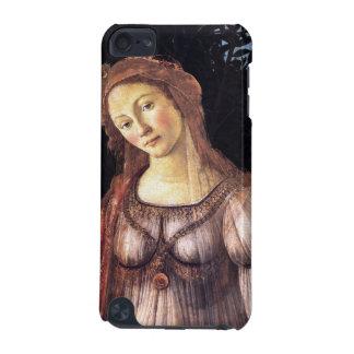 La Primavera in detail by Sandro Botticelli iPod Touch (5th Generation) Cover