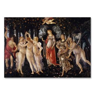 La Primavera (Spring) by Sandro Botticelli Card
