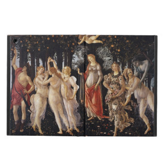 La Primavera (Spring) by Sandro Botticelli iPad Air Case