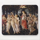 La Primavera (Spring) by Sandro Botticelli Mouse Pad