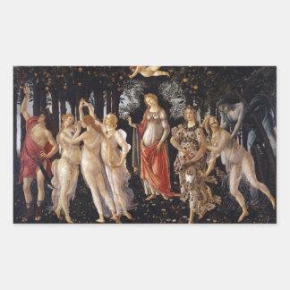 La Primavera (Spring) by Sandro Botticelli Sticker
