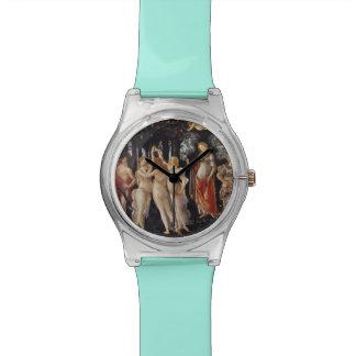 La Primavera (Spring) by Sandro Botticelli Watches