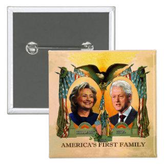 La primera familia 2016 de América Pin Cuadrado