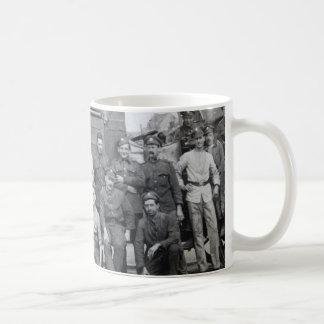 La Primera Guerra Mundial de Tommie británico Taza