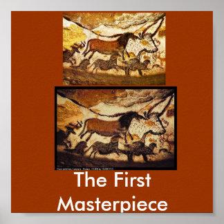 La primera obra maestra poster