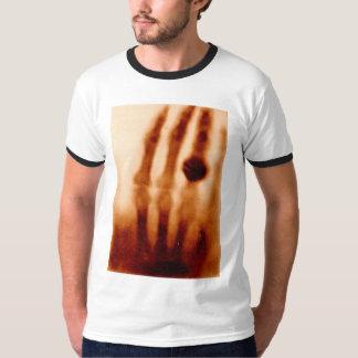 La primera X-Ray, 1901, fotografía Camisas