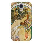 La Primevere, Mucha Samsung Galaxy S4 Covers
