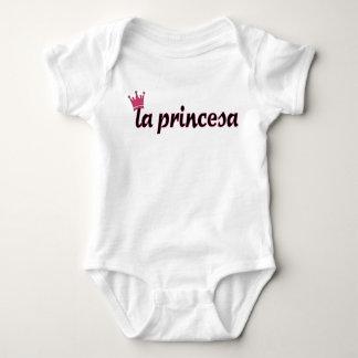 La Princesa Baby Bodysuit
