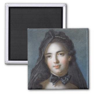 La princesa de Beauveau, Sophie nee Charlotte de Imán Cuadrado