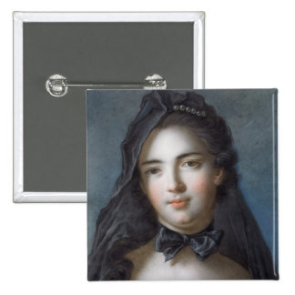La princesa de Beauveau, Sophie nee Charlotte de Pin Cuadrado