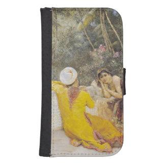 La princesa de Bengala, c.1889 Funda Cartera Para Teléfono