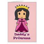 La princesa del papá tarjeton