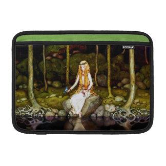 La princesa en el bosque funda  MacBook